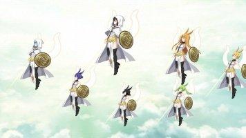 【Fate】北欧偶像伝説!アイドルグループできそうなワルキューレ
