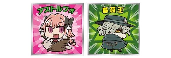 【FGO】アストルフォと巌窟王が「FGOマンチョコ」に参戦!描きおろしイラストが公開!