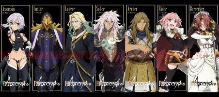 【Fate/Apocrypha】時計塔の用意した赤の陣営の英霊はガチだけど黒の陣営の勝つ可能性とか考えるとユグドミレニアも頑張ってたと思う