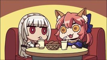【Fate】FGOは他のゲームのようなギルド報酬とかチーム戦が無いので助かる部分もある